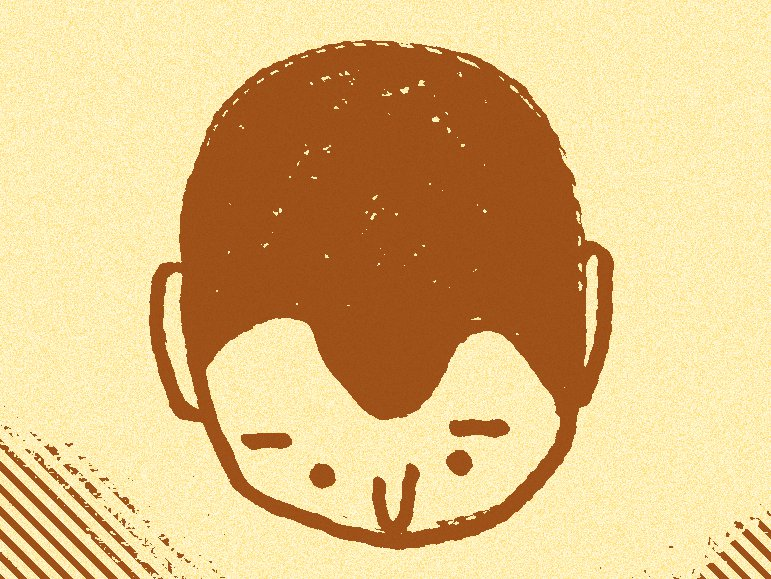 Ⅿ字の薄毛が気になる人のためのヘアスタイル!~part1~
