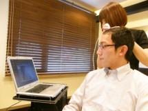 頭皮診断(マイクロスコープ)