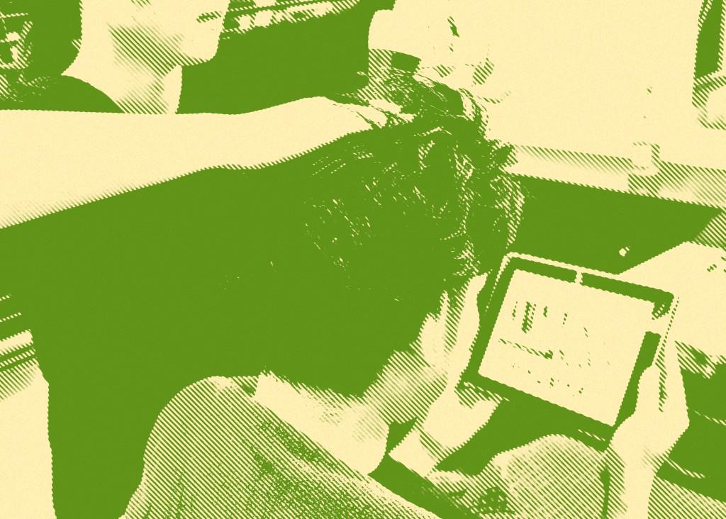 実験!ヘッドスパで頭皮の赤みを改善