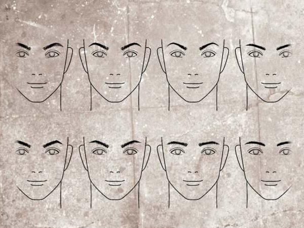 男の第一印象は眉毛次第