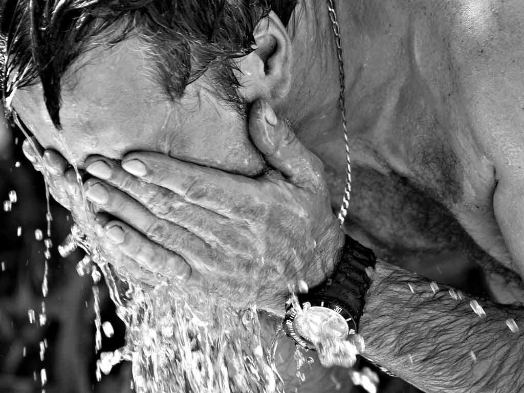 男性の洗顔と保湿の種類