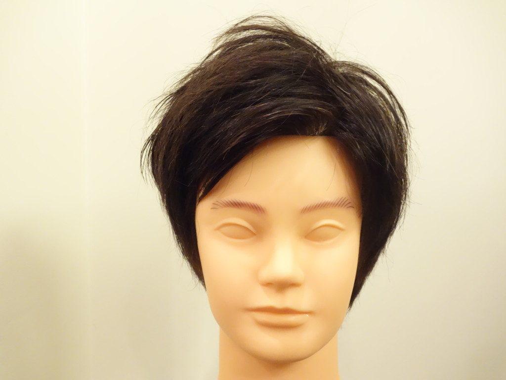 メンズヘアスタイル「ミディアム」